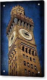 Bromo Seltzer Tower No 3 Acrylic Print