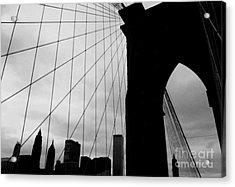Brooklyn Bridge No.2 Acrylic Print