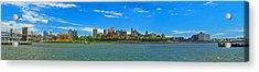 Brooklyn Panorama I Acrylic Print