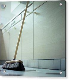 Broom Acrylic Print