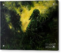 Brothers In Arms Acrylic Print
