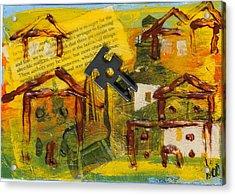 Brown House No. 2 Acrylic Print