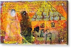Brown House No. 4 Acrylic Print