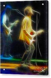 Bryan Adams-neighbors-ge18-fractal Acrylic Print by Gary Gingrich Galleries