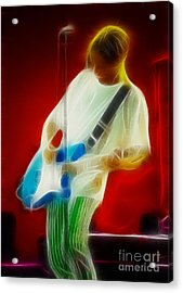 Bryan Adams-sofar-94-gb3-fractal Acrylic Print by Gary Gingrich Galleries