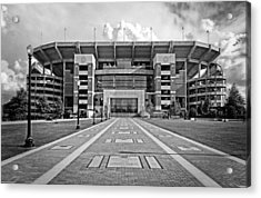 Acrylic Print featuring the photograph Bryant Denny Stadium 2011 by Ben Shields