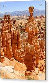 Bryce Canyon 2 Acrylic Print by Mike McGlothlen