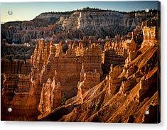 Bryce Canyon II Acrylic Print by Jeff Burton