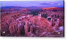 Bryce Canyon Overlook II Acrylic Print