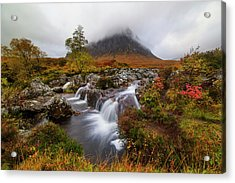 Buachaille Etive Ma?r Acrylic Print