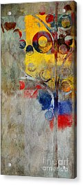 Bubble Tree - Rs55 Acrylic Print by Variance Collections