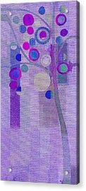 Bubble Tree - S85rc03 Acrylic Print
