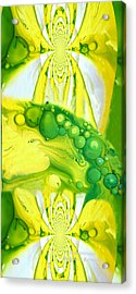 Acrylic Print featuring the photograph Bubbleicious by Robert Kernodle