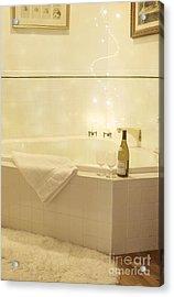 Bubbles Acrylic Print by Juli Scalzi