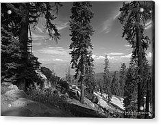 Buck Rock Fire Lookout Acrylic Print