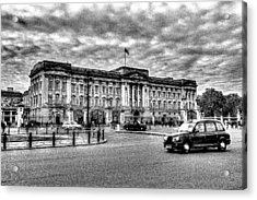 Buckingham Palace Art Acrylic Print by David Pyatt