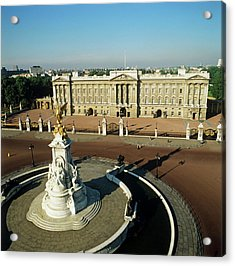 Buckingham Palace Acrylic Print by Skyscan/science Photo Library