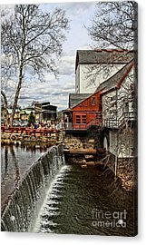 Bucks County Playhouse Acrylic Print