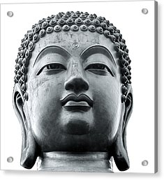 Buddha 1 Acrylic Print