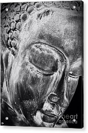 Acrylic Print featuring the photograph Buddha by Andy Heavens