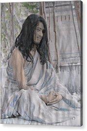 Buddha Boy Now A Man Acrylic Print