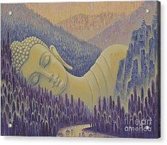 Buddha Is Everything Acrylic Print