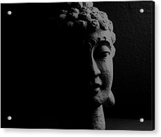 Acrylic Print featuring the photograph Buddha  by Jessica Shelton