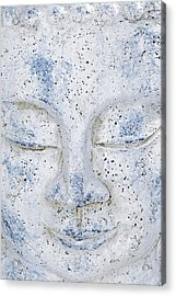 Buddha Statue  Acrylic Print by Tommytechno Sweden