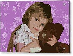 Buddies Acrylic Print by Ellen Henneke