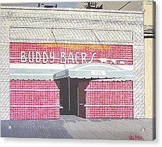 Buddy Baer's Acrylic Print by Paul Guyer