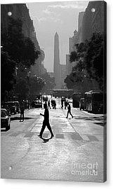 Buenos Aires Obelisk II Acrylic Print