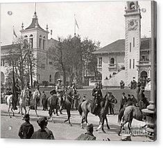 Buffalo Bill Columbian Exposition 1893 Acrylic Print