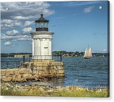 Acrylic Print featuring the photograph Bug Light by Jane Luxton