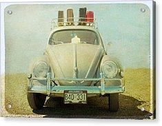 Bug On A Trip Acrylic Print
