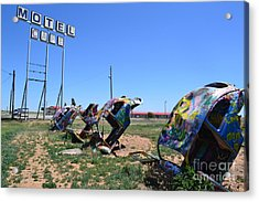 Acrylic Print featuring the photograph Bug Ranch by Utopia Concepts
