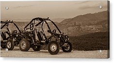 Acrylic Print featuring the photograph Buggy by Silvia Bruno