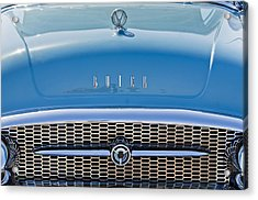 Buick Grille Acrylic Print