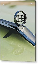 Buick Riviera Hood Ornament Acrylic Print