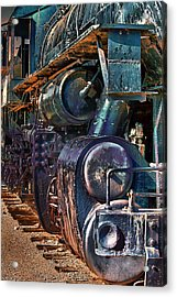Build For Comfort Not For Speed Acrylic Print