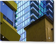 Building Abstract No.1 Acrylic Print