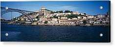 Buildings At The Waterfront, Serra Acrylic Print