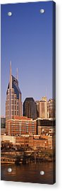 Buildings In A City, Bellsouth Acrylic Print