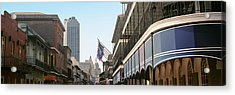 Buildings In A City, Four Points By Acrylic Print by Panoramic Images