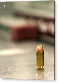 Bullet Art 2 Acrylic Print