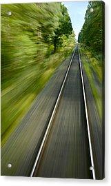 Bullet Train Acrylic Print
