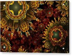 Bumper Crop Acrylic Print by Phil Clark
