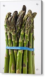 Bunch Of Asparagus  Acrylic Print