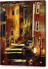 Bunker Hill Acrylic Print by Kirt Tisdale