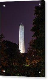 Bunker Hill Monument - Boston Acrylic Print