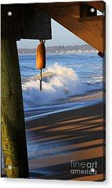 Buoy 2 Acrylic Print by Michael Mooney